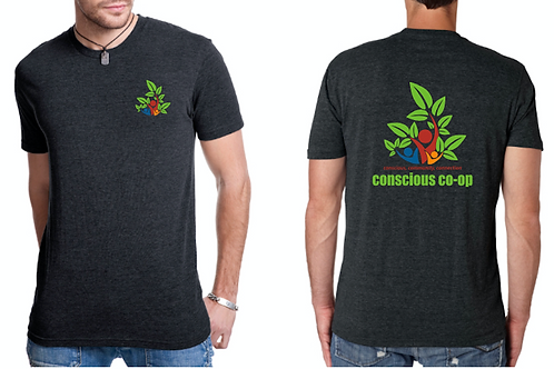 Conscious Co-op Men's T-Shirt