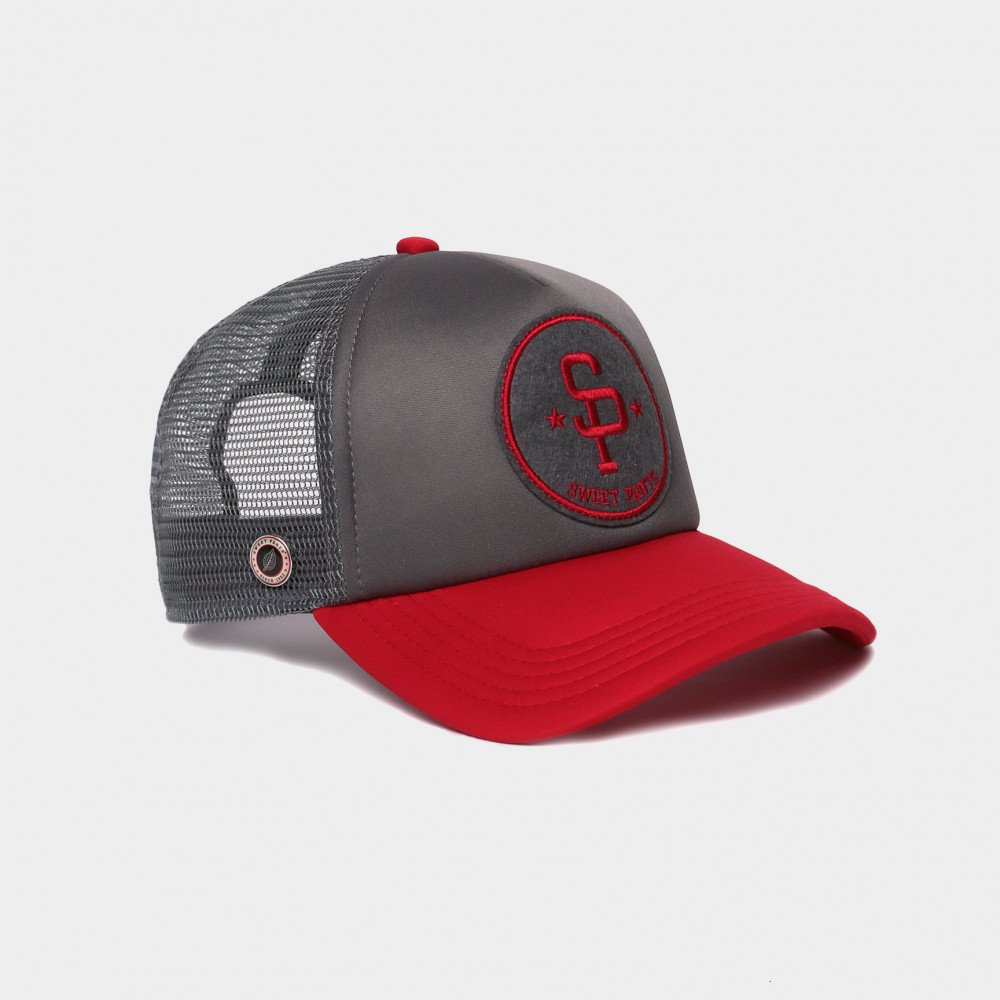 BASEBALL CAP DARK GREY