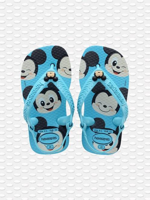 HAVAIANAS BABY DISNEY CLASSICS II BLUE