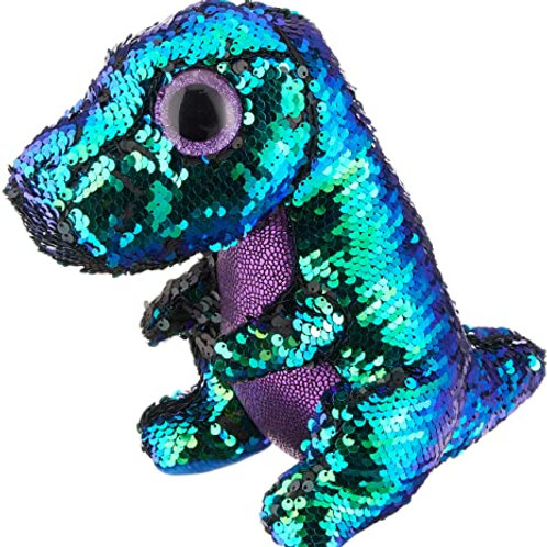 PELUCHE A SEQUINS CRUNCH