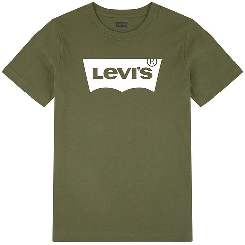 BABY BATWING TEE OLIVE GREEN