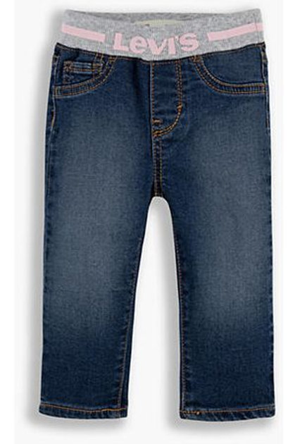 Jeans Pull-On Skinny WEST THIRT/PINK