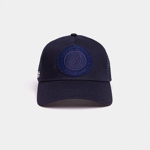 UNICOLOR CAP RED