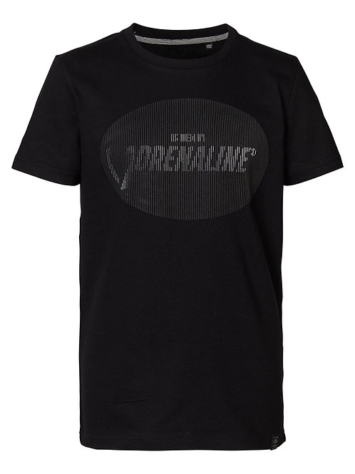 T-shirt Adrenaline BLACK