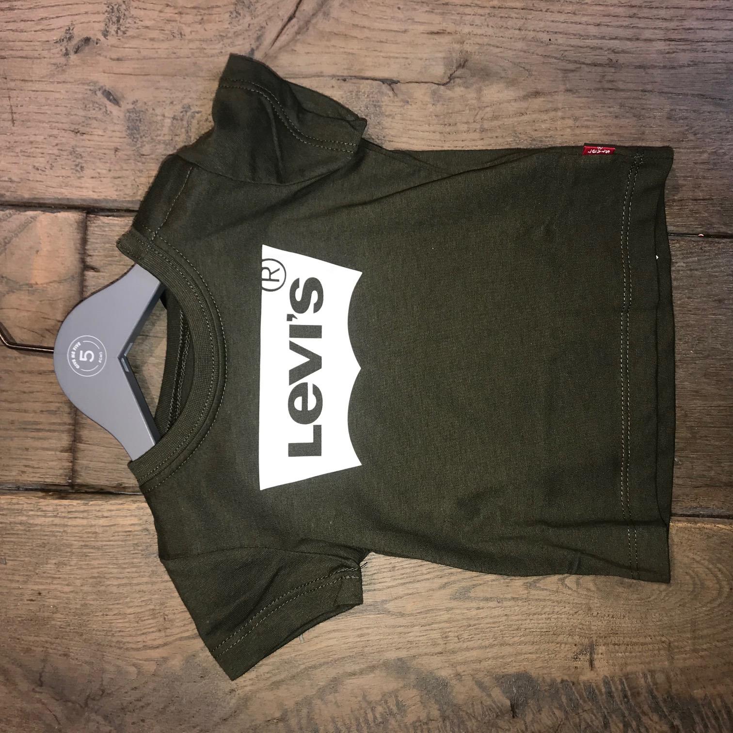 tshirt logo kaki