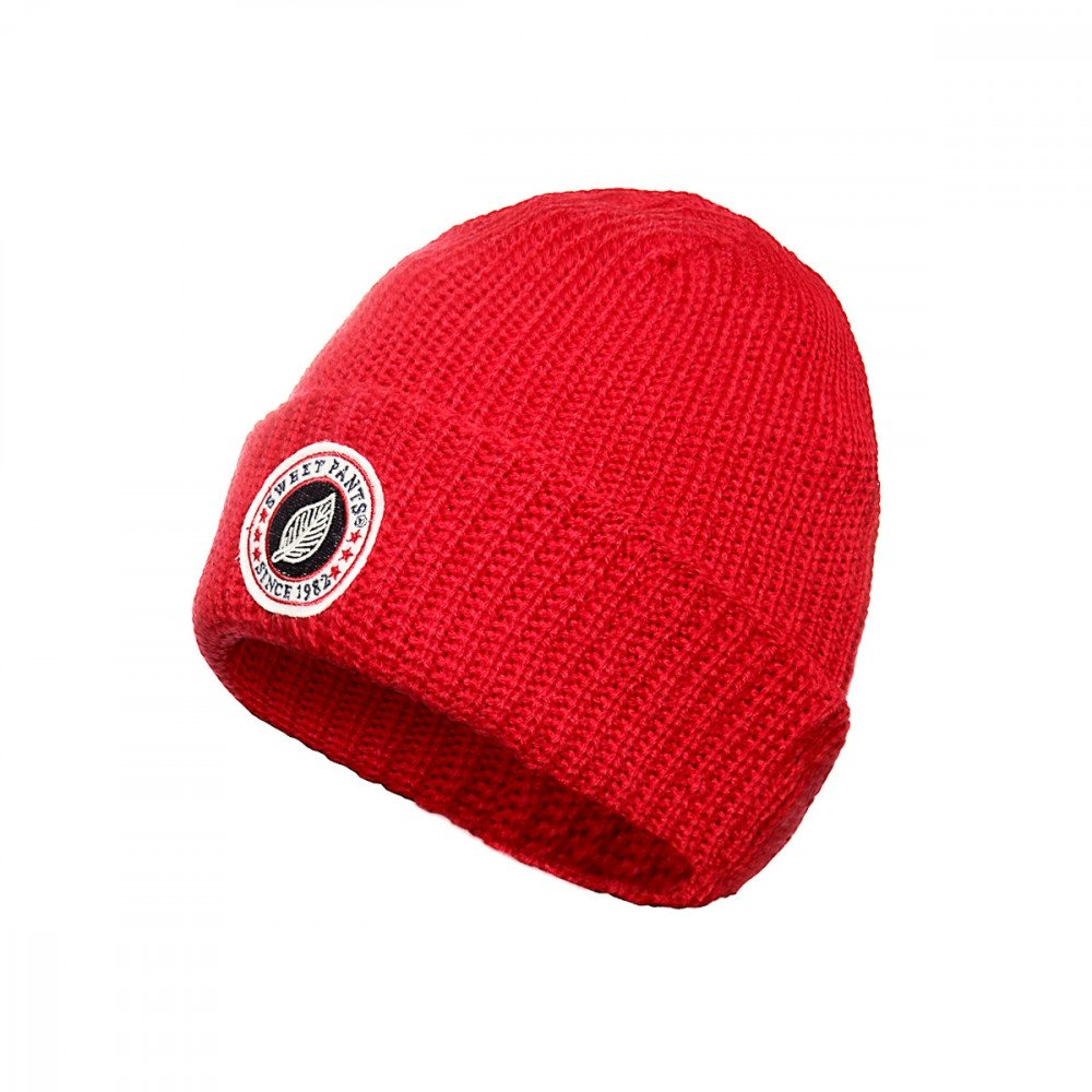 BASIC BEANY RED