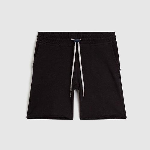 KID CUTOFF BLACK SWEET PANTS