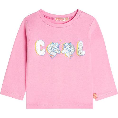 T-shirt avec imprimé licorne