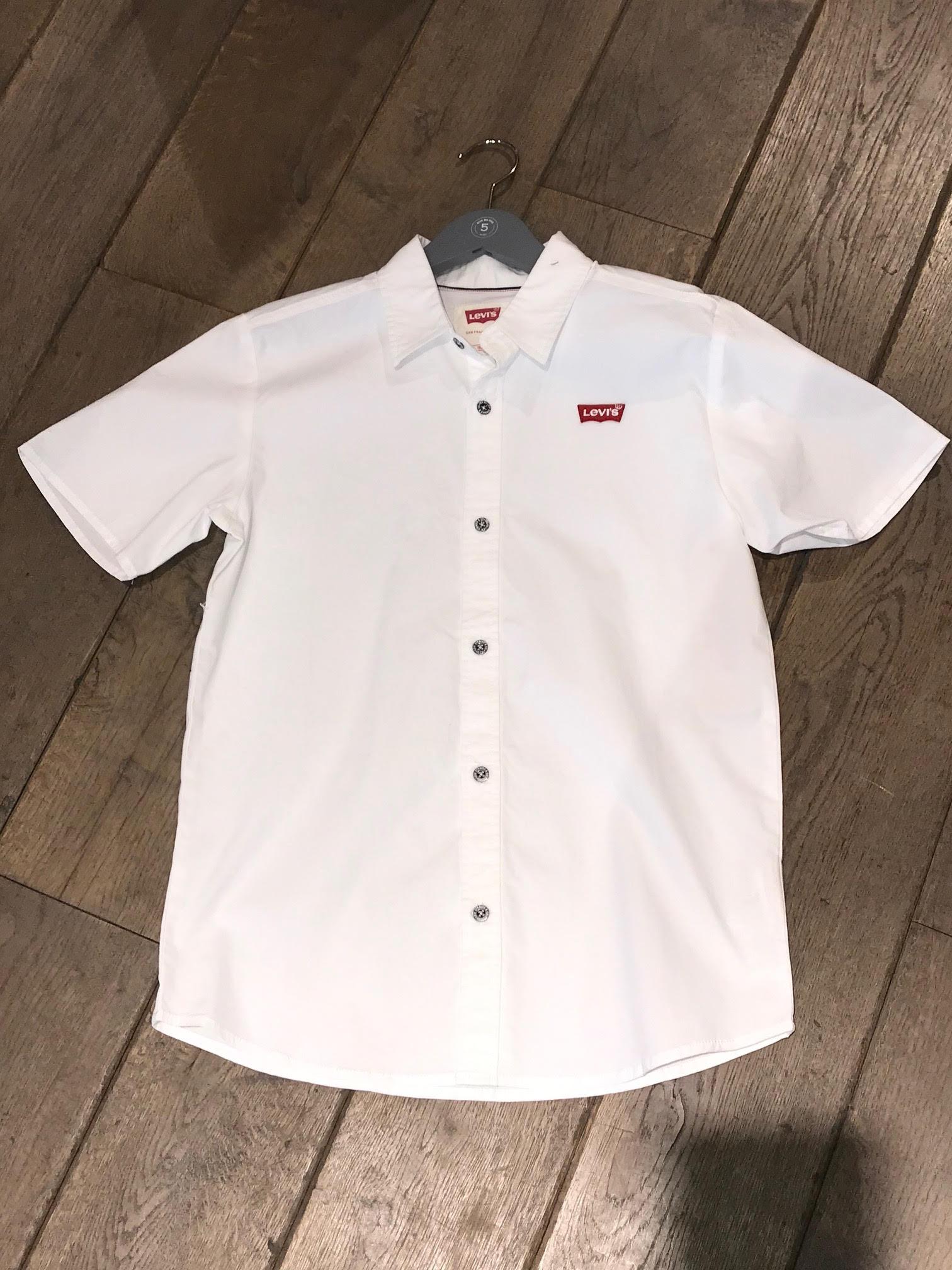 chemisette blanche