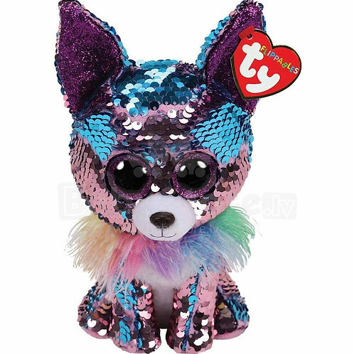 PELUCHE A SEQUINS YAPPY