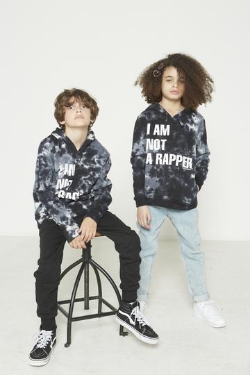 RAPPER T&D WHITE