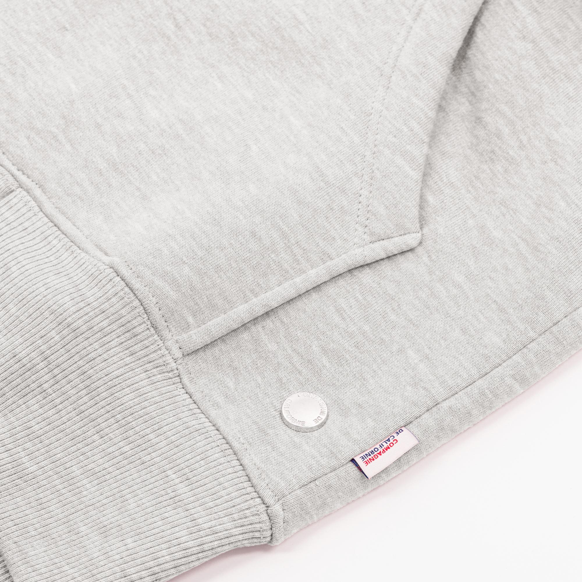 new cupertino hoodie zip heather grey 2.