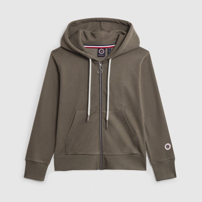 ZIP UP HOOD MARSHALL