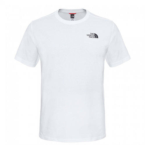 Y S/S SIMPLE DOME TEE TNF WHITE