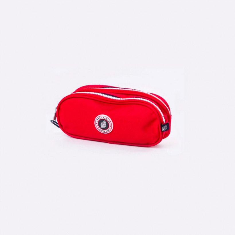 BOMBER RED