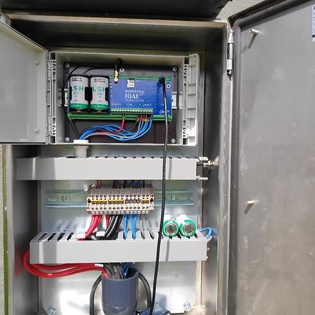 Galvanic CP Remote Monitor