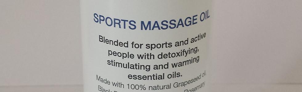 Sports Massage Oil