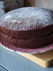 Cake that's always a winner in our household