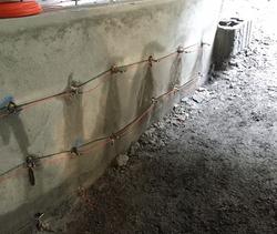 Zinc Layer Roll Anode Bridge Abutment