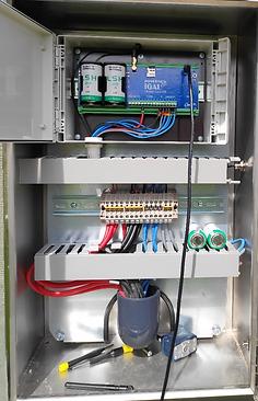 Galvanic CP Remote Monitor - vandal resi