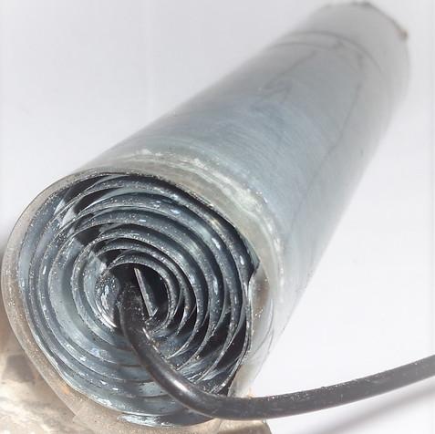 Zinc Layer Roll Anode (ZLRA)