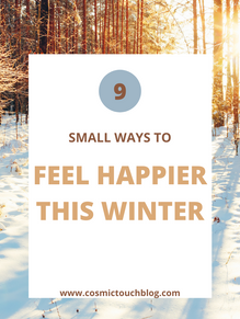 9 Small Ways To Feel Happier This Winter