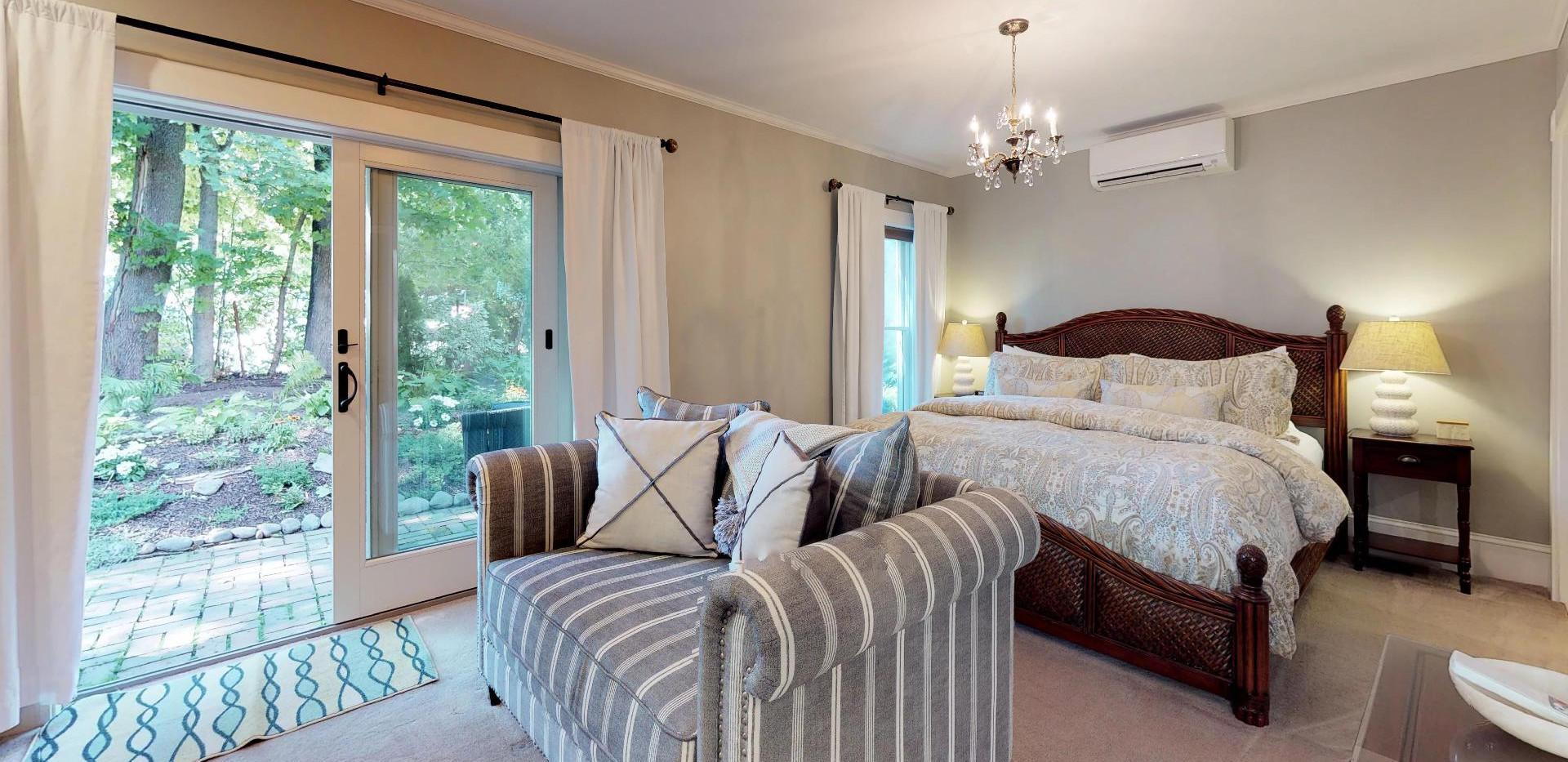 Lafayette Suite Bedroom