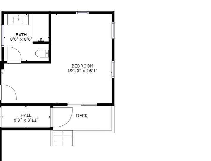Holbrook House Compass Rose Floorplan