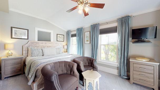 Compass Rose Bedroom
