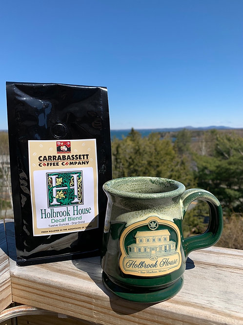 Combo Bundle - Decaf Coffee and Mug