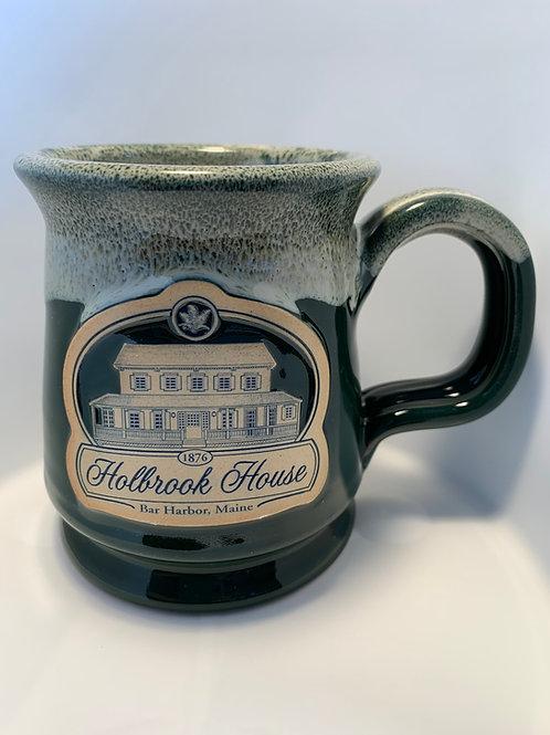 Holbrook House Footed Coffee Mug