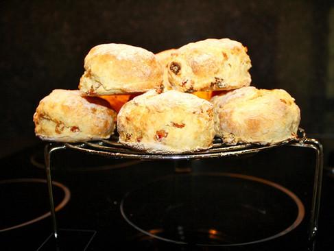 British Classics - A Recipe for English scones