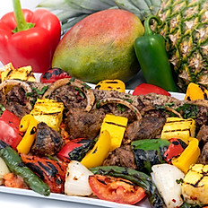 Tropical Mix grill