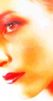 Sind rote Lippen sexy?