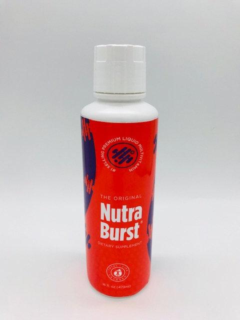 NUTRABURST - 16 FLUID OUNCES/ 32 SERVINGS