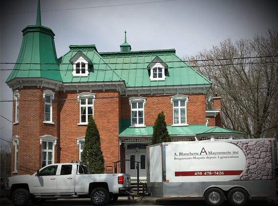 Centennial building