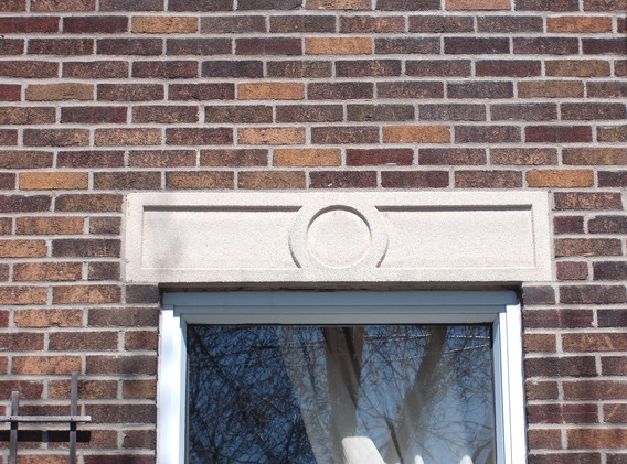 Lintel replaced
