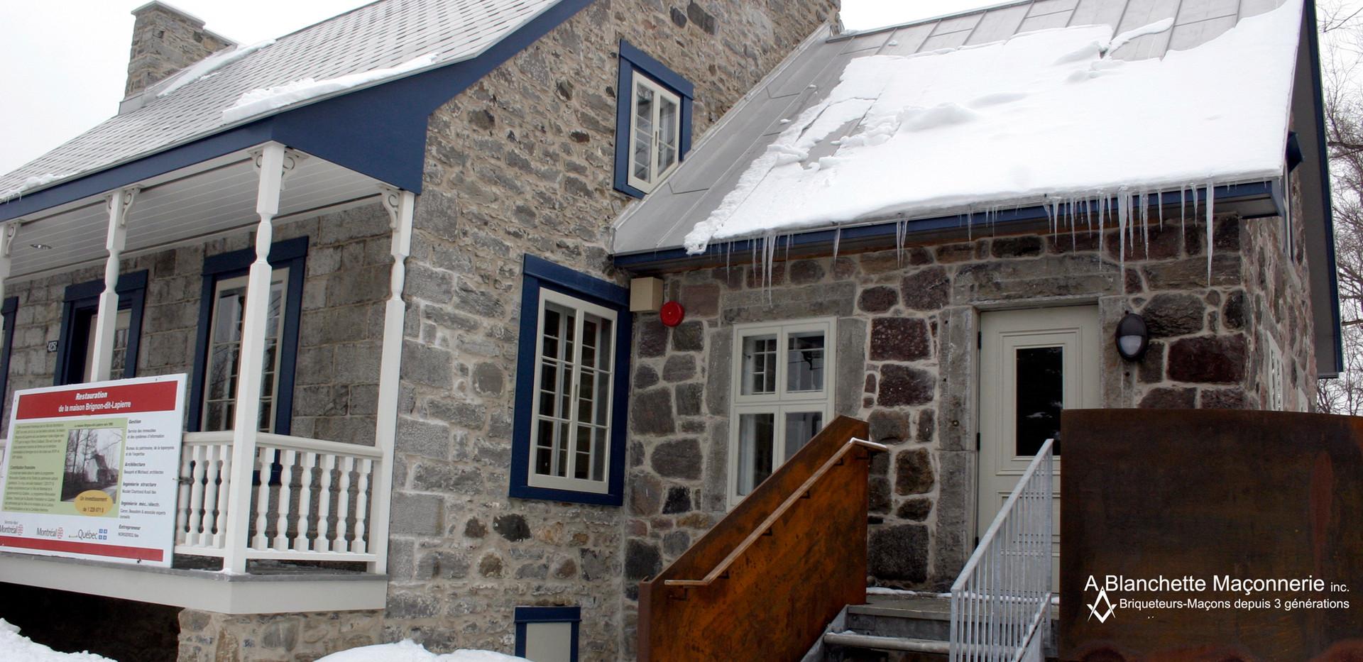 Maison Brignon-dit-Lapierre (Monument historique