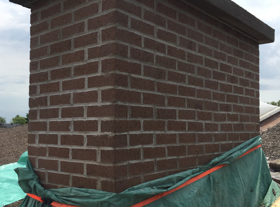 Restauration d'une cheminée