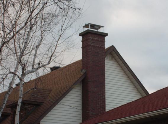 Fabrication d'une cheminée