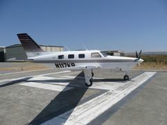1997 Piper Malibu Mirage  N117KR 006.jpg