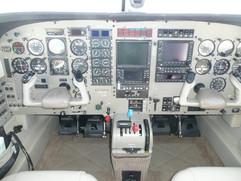 1997 Piper Malibu Mirage  N117KR 013.jpg