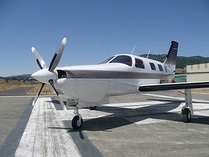 1997 Piper Malibu Mirage  N117KR 003.jpg