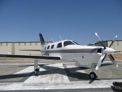 1997 Piper Malibu Mirage  N117KR 001.jpg