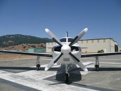 1997 Piper Malibu Mirage  N117KR 002.jpg
