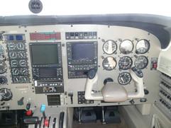 1997 Piper Malibu Mirage  N117KR 011.jpg