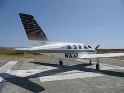 1997 Piper Malibu Mirage  N117KR 005.jpg