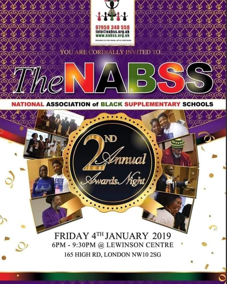 NABSS Awards 2019