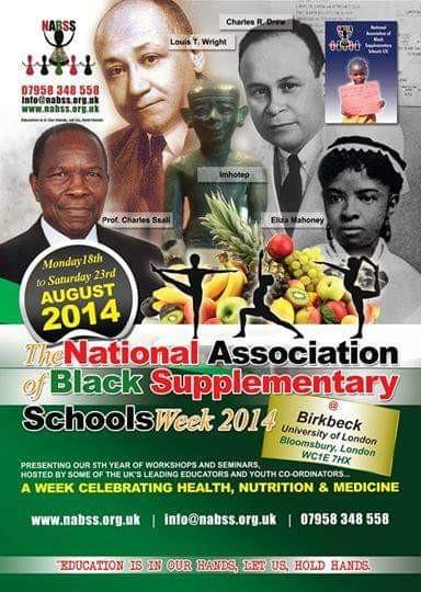 NABSS Week 2014
