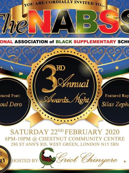 NABSS Awards 2020